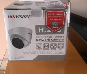 2mp Hikvision IP Camera Indoor Dome Ds-2cd1321goe-I/Eco | Security & Surveillance for sale in Abuja (FCT) State, Utako