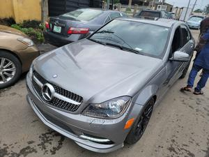 Mercedes-Benz C300 2011 Gray | Cars for sale in Lagos State, Surulere
