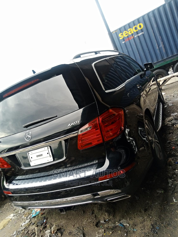 Mercedes-Benz GL Class 2015 Black