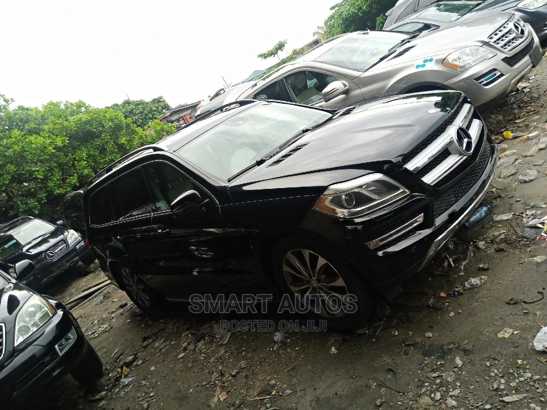 Mercedes-Benz GL Class 2015 Black   Cars for sale in Apapa, Lagos State, Nigeria