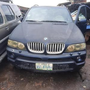 BMW X5 2003 3.0i Blue | Cars for sale in Lagos State, Ikorodu