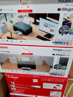 Canon Pixma G2420 Print, Scan Copy Printer   Printers & Scanners for sale in Lagos State, Ikeja