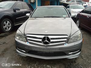 Mercedes-Benz C300 2010 Gray   Cars for sale in Lagos State, Apapa