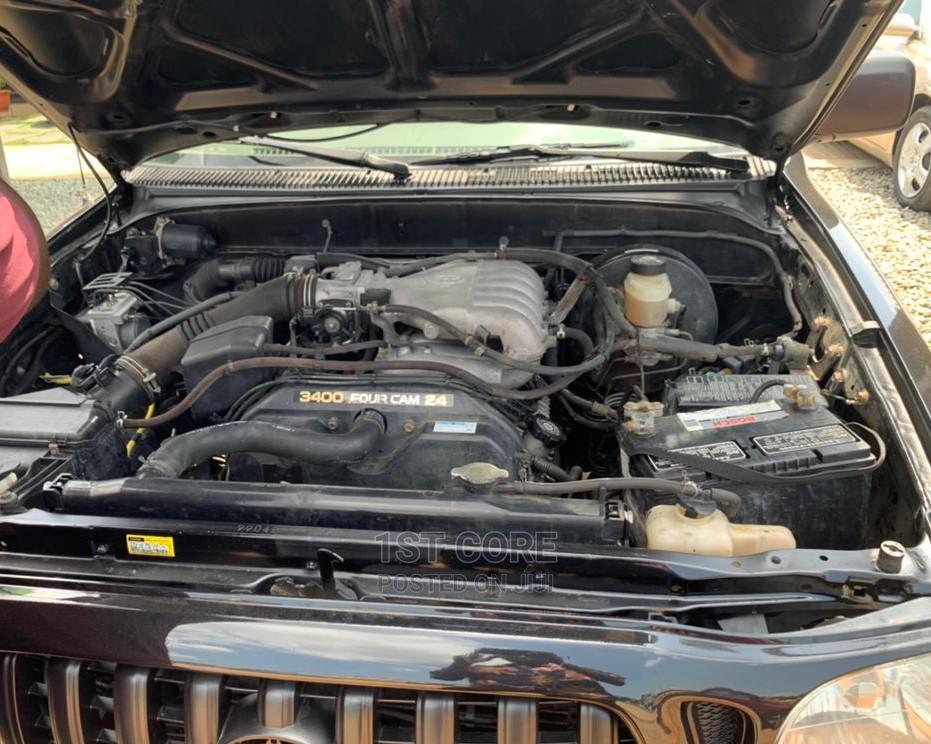 Archive: Toyota Tacoma 2004 Double Cab V6 4WD Black