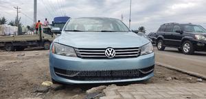 Volkswagen Passat 2012 Blue | Cars for sale in Lagos State, Lekki