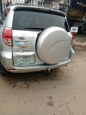 Toyota RAV4 2007 2.0 4x4 Silver | Cars for sale in Lagos State, Alimosho