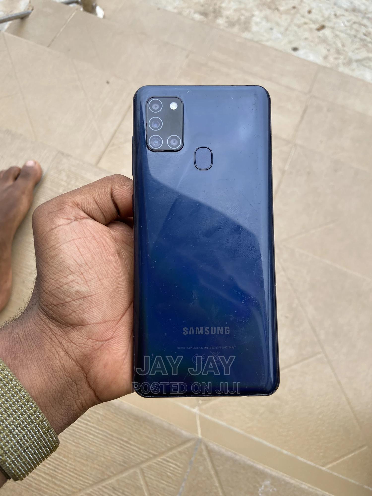 Archive: Samsung Galaxy A21s 64 GB Blue