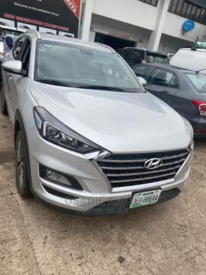 Hyundai Tucson 2019 Limited FWD Silver | Cars for sale in Lagos State, Ikeja