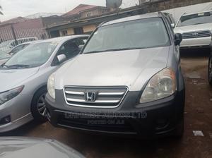 Honda CR-V 2005 Silver | Cars for sale in Lagos State, Ojodu