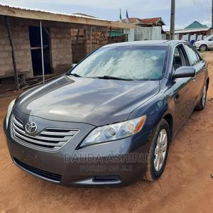 Toyota Camry 2007 2.3 Hybrid Gray | Cars for sale in Osun State, Osogbo
