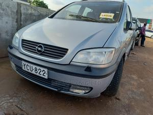 Opel Zafira 2003 Silver | Cars for sale in Lagos State, Ikeja