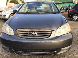 Toyota Corolla 2004 Gray | Cars for sale in Lagos State, Ikeja