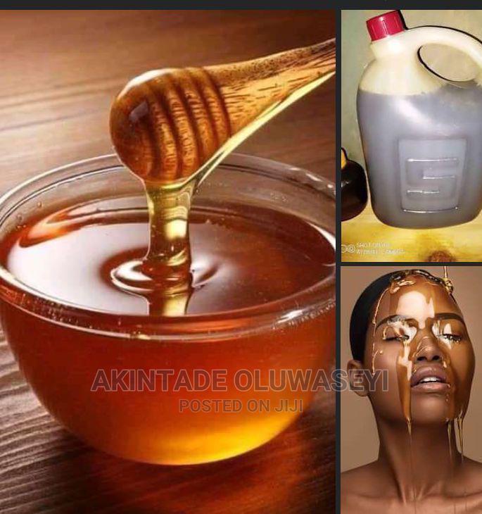 Pure Undiluted Original Honey