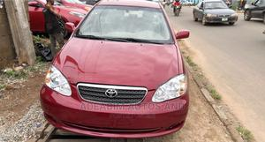 Toyota Corolla 2006 CE Red   Cars for sale in Oyo State, Oluyole