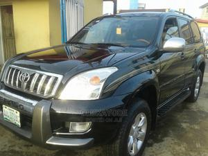 Toyota Land Cruiser Prado 2006 GX Black   Cars for sale in Lagos State, Ifako-Ijaiye
