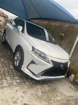 Lexus RX 2011 White | Cars for sale in Lagos State, Surulere