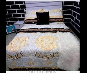 Super Duvet, Bedspread With 4 Pillowcases   Home Accessories for sale in Lagos State, Ikeja