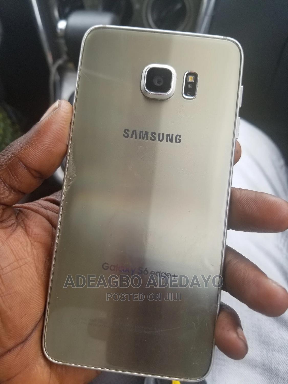Archive: Samsung Galaxy S6 Edge Plus Duos 64 GB Gray