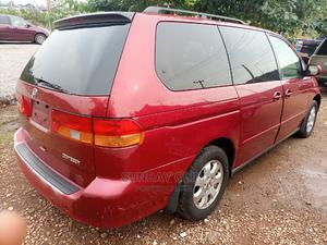Honda Odyssey 2005 EX Automatic Red | Cars for sale in Abuja (FCT) State, Katampe