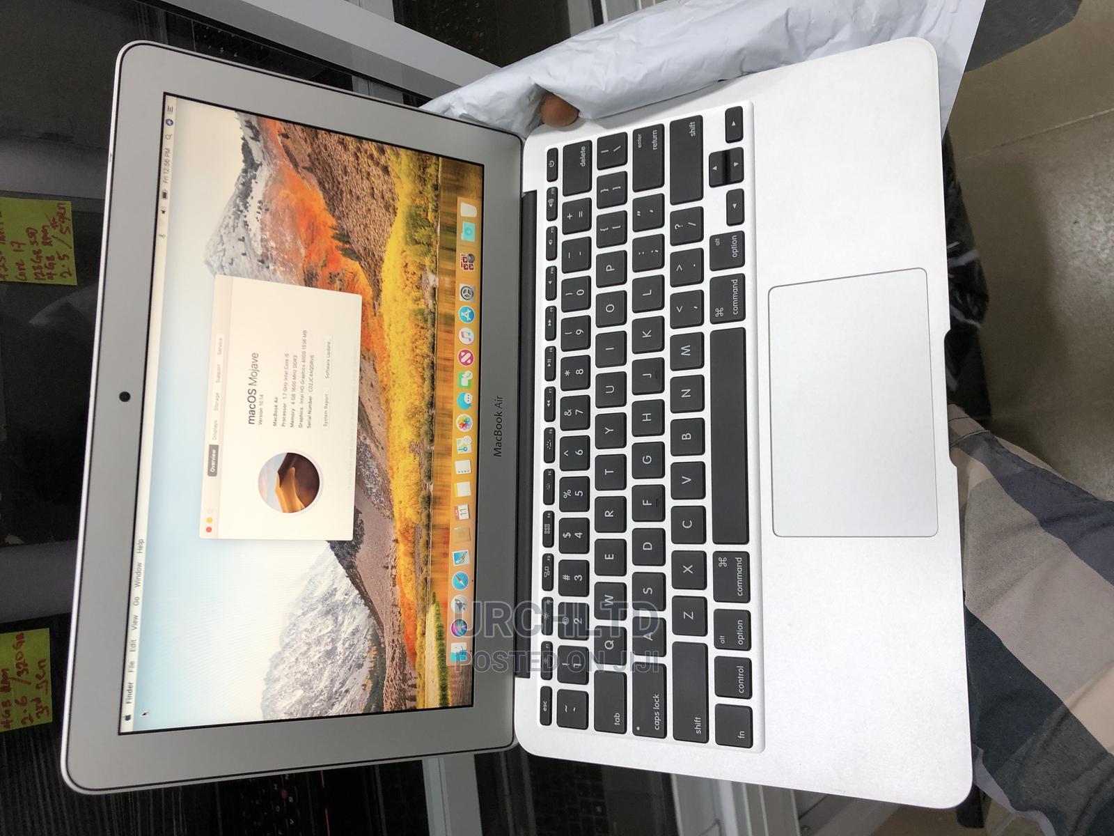 Laptop Apple MacBook Air 2012 4GB Intel Core I5 SSD 60GB
