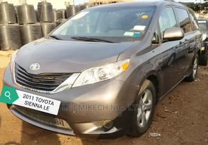 Toyota Sienna 2011 Gray | Cars for sale in Abuja (FCT) State, Nyanya