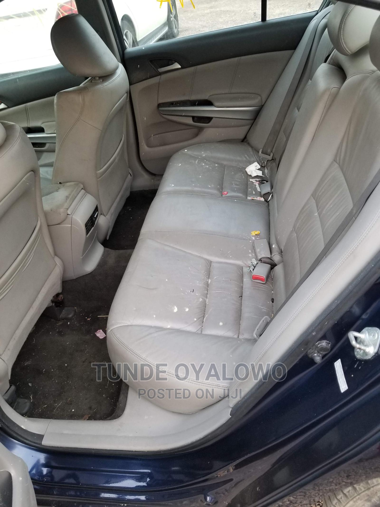 Honda Accord 2010 Sedan EX Automatic Blue | Cars for sale in Ikorodu, Lagos State, Nigeria