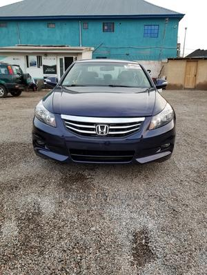 Honda Accord 2010 Sedan EX Automatic Blue | Cars for sale in Lagos State, Ikorodu