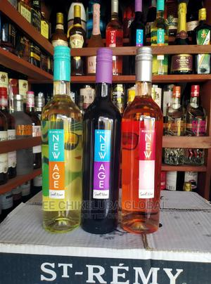 New Age Sweet Red Wine With High Quality | Meals & Drinks for sale in Lagos State, Ojo