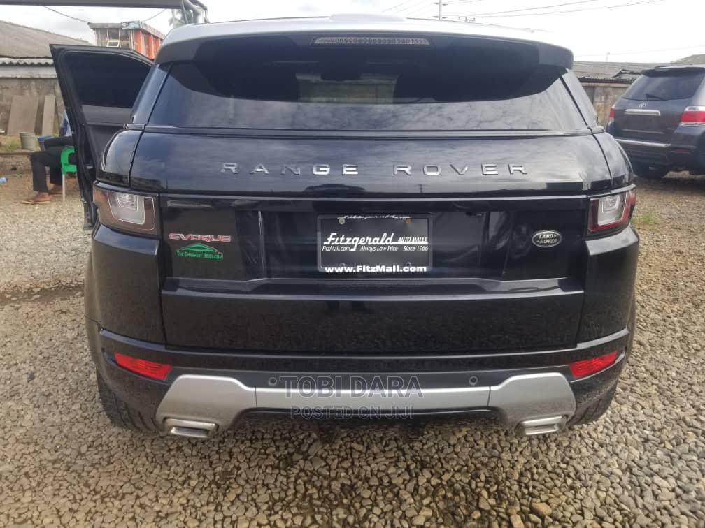 Land Rover Range Rover Evoque 2015 Black   Cars for sale in Benin City, Edo State, Nigeria