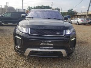 Land Rover Range Rover Evoque 2015 Black | Cars for sale in Edo State, Benin City