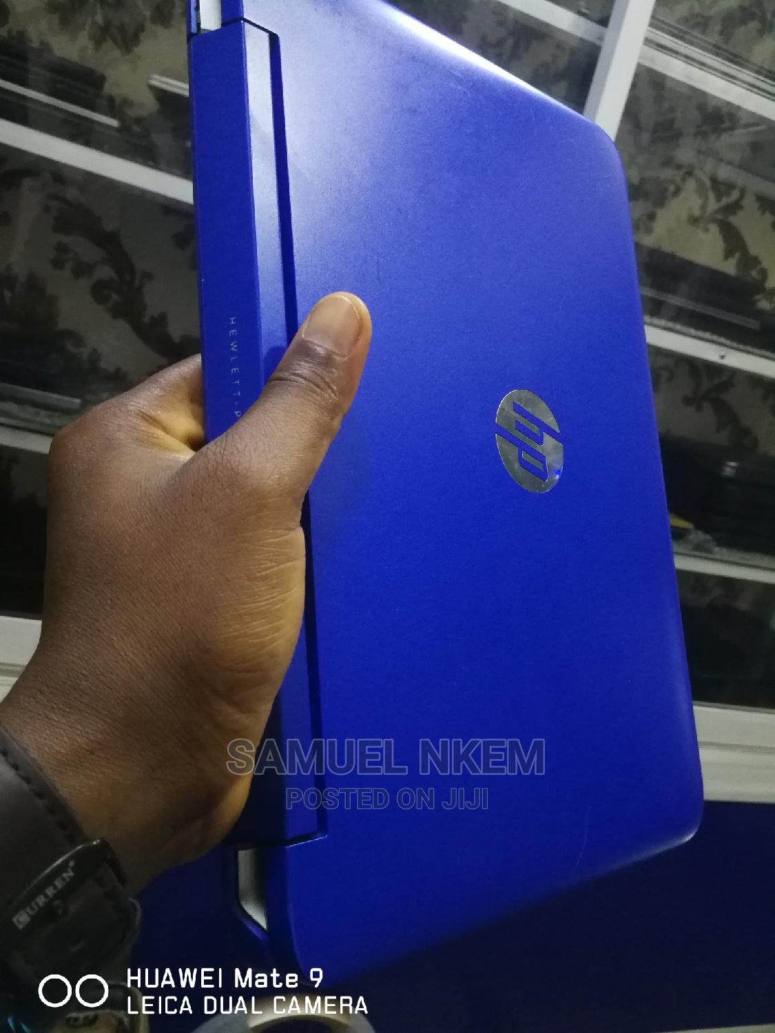 Laptop HP Pavilion X360 11 4GB Intel HDD 500GB   Laptops & Computers for sale in Ikeja, Lagos State, Nigeria