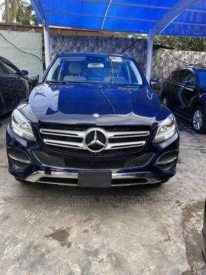 Mercedes-Benz GLE-Class 2017 Blue   Cars for sale in Lagos State, Kosofe