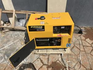 Firman 10kva Soundproof Generator   Electrical Equipment for sale in Lagos State, Ipaja