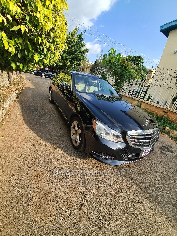 Mercedes-Benz E350 2015 Black | Cars for sale in Wuse 2, Abuja (FCT) State, Nigeria