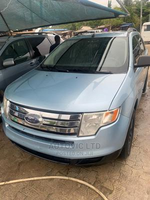 Ford Edge 2008 SE 4dr FWD (3.5L 6cyl 6A) Blue | Cars for sale in Lagos State, Ajah