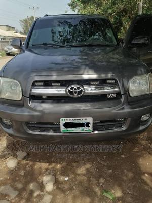 Toyota Sequoia 2007 Gray   Cars for sale in Abuja (FCT) State, Gwarinpa