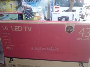 LG 43 Inches Led Tv Full HD   TV & DVD Equipment for sale in Lagos State, Lagos Island (Eko)