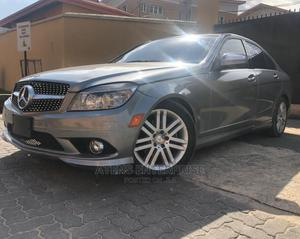 Mercedes-Benz C300 2009 Gray | Cars for sale in Lagos State, Ogba