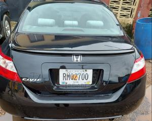 Honda Civic 2007 Black   Cars for sale in Lagos State, Surulere