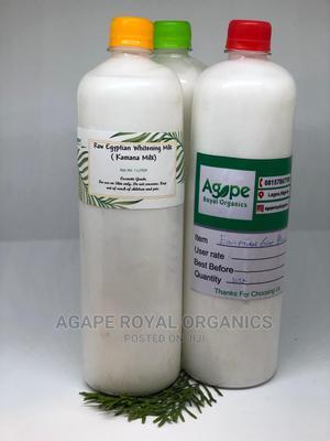 Raw Egyptian Whitening Milk (Kamana Milk ) | Skin Care for sale in Lagos State, Ogba