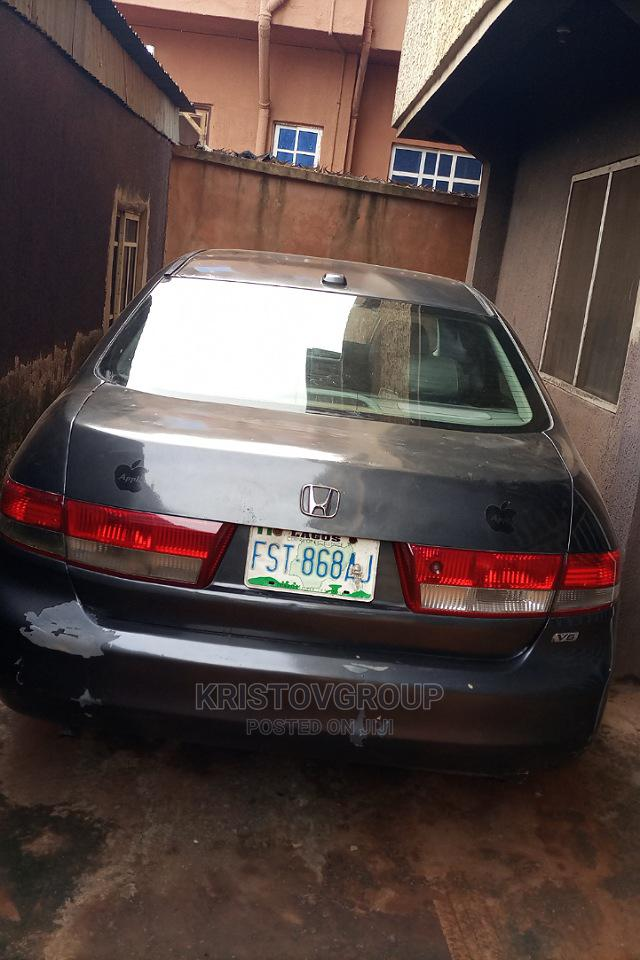 Honda Accord 2005 Blue | Cars for sale in Awka, Anambra State, Nigeria