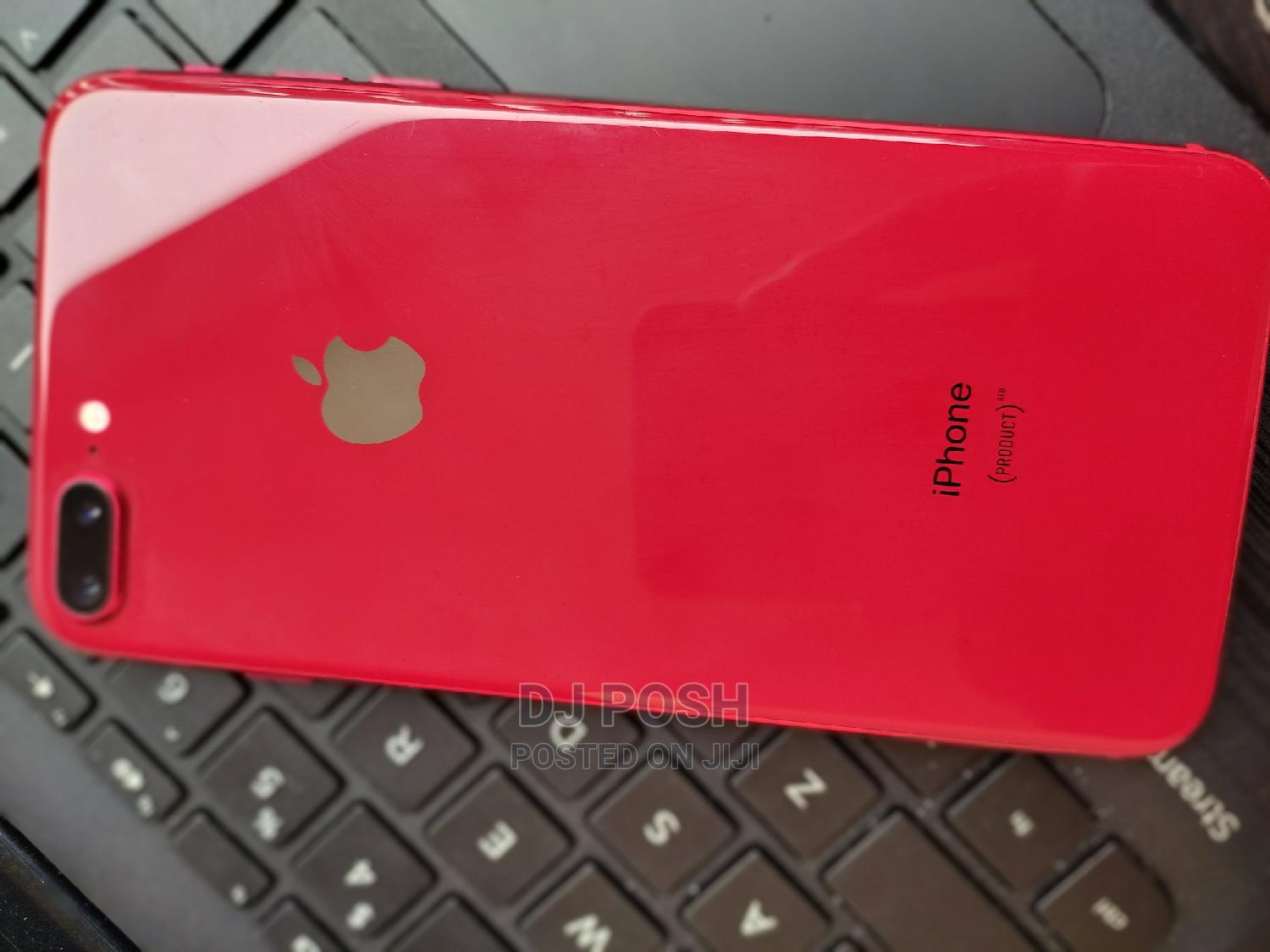 Apple iPhone 8 Plus 64 GB Red | Mobile Phones for sale in Onitsha, Anambra State, Nigeria