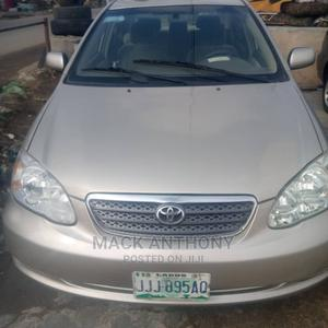 Toyota Corolla 2007 Gold   Cars for sale in Delta State, Sapele