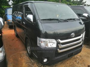 Toyota Hiace 2012 Black | Buses & Microbuses for sale in Lagos State, Apapa