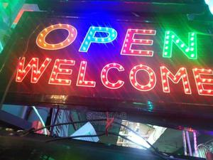 Led Open Welcome Light   Store Equipment for sale in Lagos State, Ojo