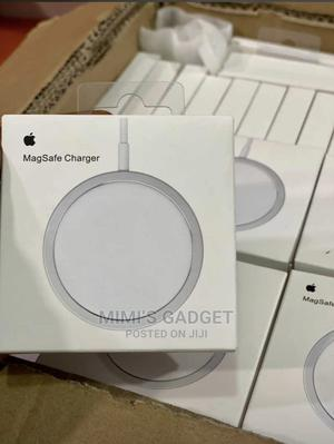 iPhone 12 -12 Pro Max Wireless Charger | Accessories for Mobile Phones & Tablets for sale in Lagos State, Ikeja