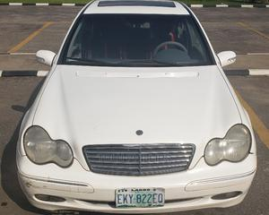 Mercedes-Benz C240 2002 White | Cars for sale in Lagos State, Ikeja