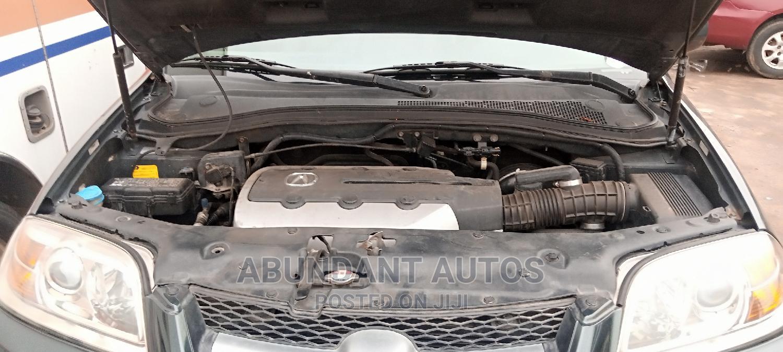 Archive: Acura MDX 2005 Gray