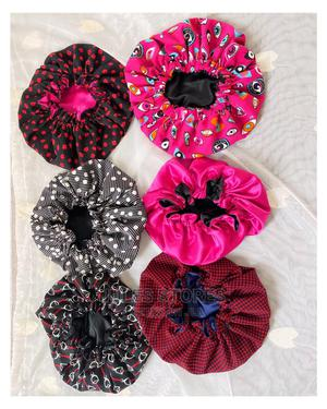 Reversible Satin Hair Bonnets | Clothing Accessories for sale in Edo State, Benin City