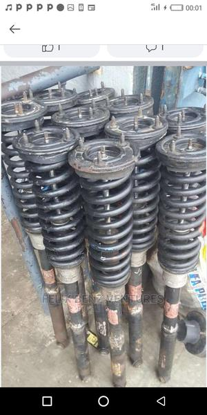 Mercedes Benz S 500 220 Back Shocks   Vehicle Parts & Accessories for sale in Lagos State, Mushin